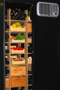 climatisation garde manger kit armoire garde manger. Black Bedroom Furniture Sets. Home Design Ideas